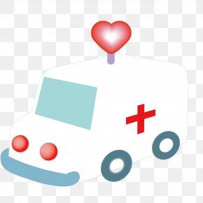 Hospital Ambulance - Ambulance Hospital PNG