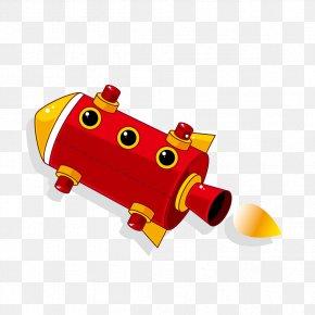 Cartoon Rocket - Spacecraft Cartoon Royalty-free Illustration PNG