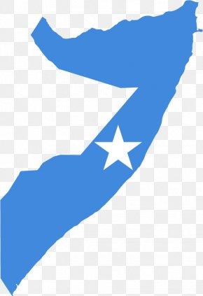 Map - Flag Of Somalia Map National Flag PNG