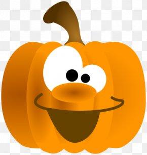 Pumpkin Car - Pumpkin Pie Cartoon Clip Art PNG