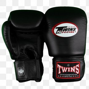 Boxing Gloves - Boxing Glove Muay Thai Sparring PNG