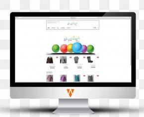 Web Design - Computer Monitors Web Design Logo Ralph Walker Designs PNG