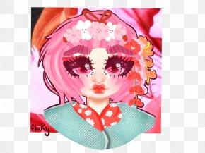 Anemone - Flower Red Pink Floral Design PNG