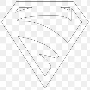 Supergirl Logo - Paper Logo Angle White Point PNG