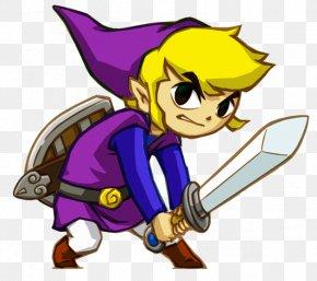 The Legend Of Zelda - The Legend Of Zelda: The Minish Cap The Legend Of Zelda: The Wind Waker The Legend Of Zelda: A Link Between Worlds PNG