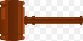 Court Gavel Cliparts - Cylinder Angle PNG