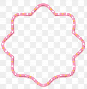 Pink Little Box - Picture Frame Computer File PNG