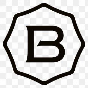Bravo - Brand Line Logo White Clip Art PNG