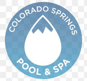 Colorado Springs Pool And Spa Logo Brand Organization Font PNG