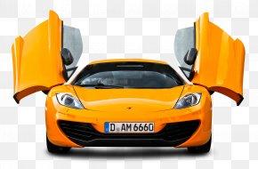 Car - Car McLaren 12C McLaren 570S Audi PNG