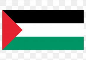 Flag - State Of Palestine Flag Of Palestine National Flag PNG