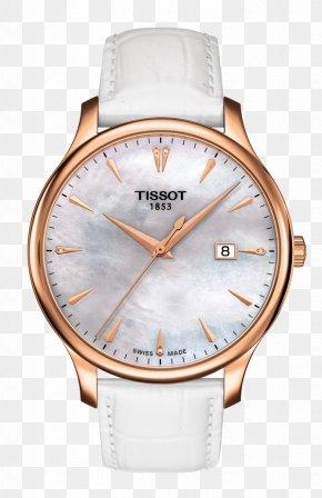 Watch - Tissot Men's Tradition Watch Swiss Made Rolex Yacht-Master II PNG