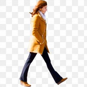 People - Walking Clip Art PNG