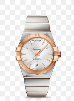 Watch - Omega Constellation Omega SA Watch Coaxial Escapement Omega Seamaster PNG
