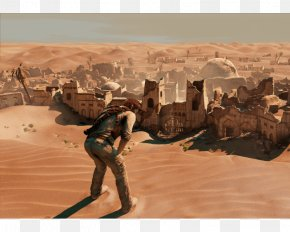 Uncharted - Uncharted 3: Drake's Deception Uncharted: Drake's Fortune Uncharted 2: Among Thieves Starhawk PlayStation 3 PNG