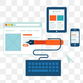 Web Design - Responsive Web Design Web Development Content PNG