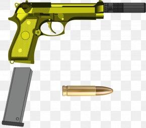 Firebrand - Trigger Firearm Revolver Personal Defense Weapon Gun PNG