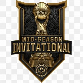 League Of Legends - 2018 Mid-Season Invitational 2017 Mid-Season Invitational League Of Legends Royal Never Give Up Dire Wolves PNG
