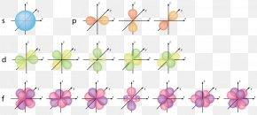 Hydrogen Atom Model Motion - Atomic Orbital Electron Hydrogen Atom Quantum Number PNG