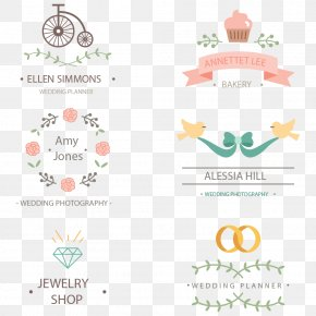 Wedding - Logo Marriage Graphic Design PNG