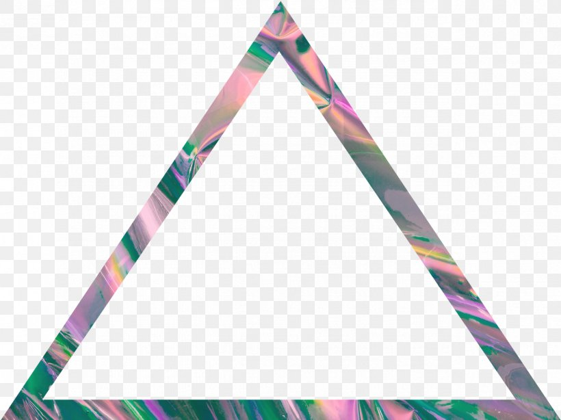 Triangle Vaporwave Aesthetics Png 1275x956px Triangle Aesthetics Blog Holography Shape Download Free