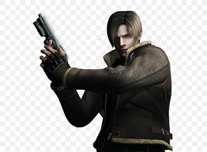 Resident Evil 4 Resident Evil 5 Leon S Kennedy Resident Evil 6 Png 604x602px Resident Evil