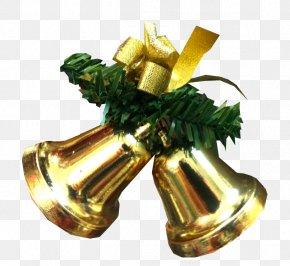 Christmas Bells - Christmas Gift Bell PNG