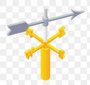Yellow Direction Vector Logo - Euclidean Vector Adobe Illustrator Gradient PNG