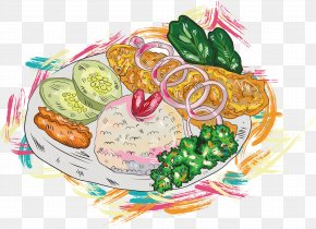 Western Dishes Vector - Hot Pot Empanada PNG