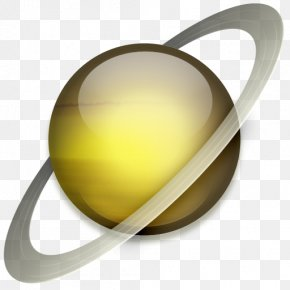 The Planet Saturn - Saturn Planet ICO Icon PNG