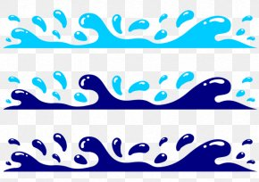 Water Drops Clipart - Splash Water Drop Clip Art PNG