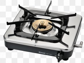 Metal Gas Stove - Table Rinnai Corporation Gas Stove Kitchen Stove Fuel Gas PNG