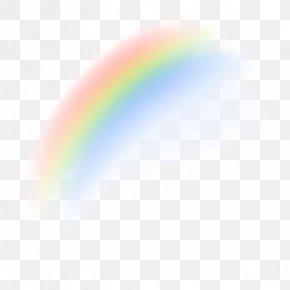 Rainbow - Rainbow Sky Racing Flags Pattern PNG