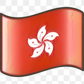 Plant Hibiscus - Singapore Flag Background PNG
