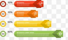 Orange Arrows - Diagram PNG
