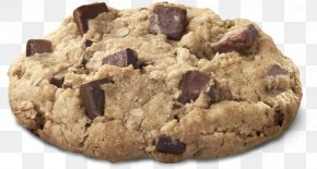 Cookie - Ice Cream Chocolate Chip Cookie Chick-fil-A PNG