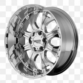 Alloy Wheel Chrome Plating Custom Wheel Metal PNG