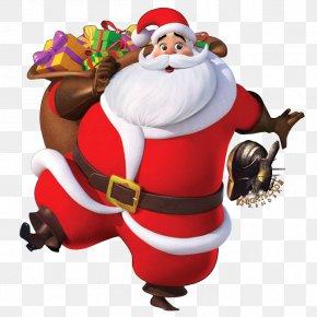Santa Claus Image - Santa Claus Village Santa Claus House Christmas Gift PNG