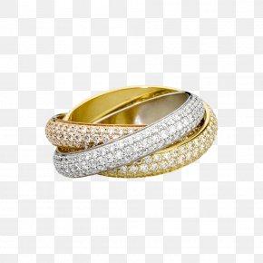 Jewelry Image - Cartier Earring Love Bracelet Jewellery PNG