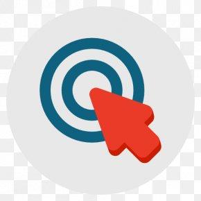 Target - Flat Design Icon PNG