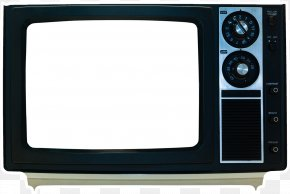 Television - Retro Television Network Television Show PNG
