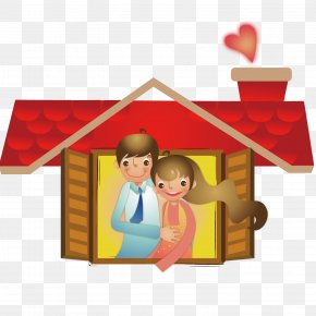 Happy Couple - Significant Other Illustration PNG