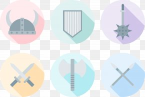 Fight Weapons Supplies - Weapon Shield Illustration PNG