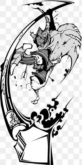 Samurai - Bushi Samurai Illustration PNG