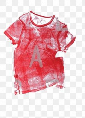 Red Splash T-shirt - Skopje T-shirt Poster Designer PNG