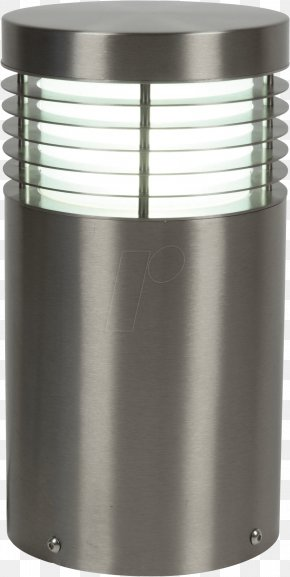 Lamp - Stainless Steel Edelstaal LED Lamp Lighting PNG