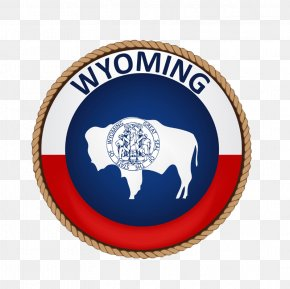 Flag - Flag Of Wyoming State Flag Flag Of The United States PNG