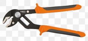 Pliers - Lineman's Pliers Hand Tool Diagonal Pliers PNG
