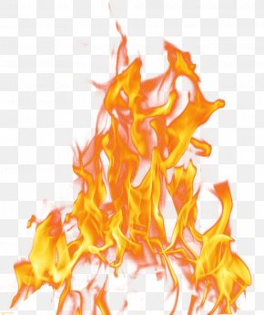 Transparent Layered Raging Fire - Fire Flame Light PNG