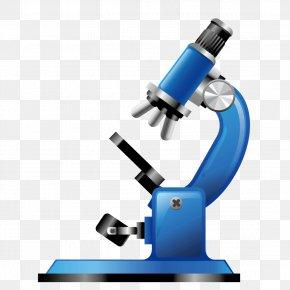 Beautifully Medical Microscope - Microscope PNG